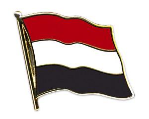 Flaggen-Pins Jemen