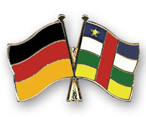 Freundschaftspins Deutschland-Zentralafrikanische Republik