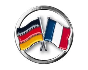 Einkaufswagenchips Deutschland-Frankreich