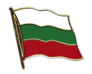 Flaggen-Pins Bulgarien