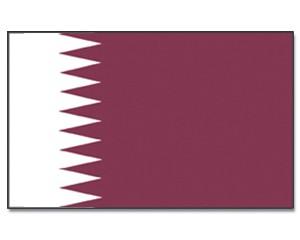 Flaggen Katar Öse