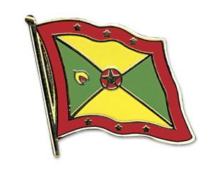 Flaggen-Pins Grenada