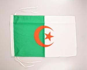 Deko-Flagge Algerien Sonderposten
