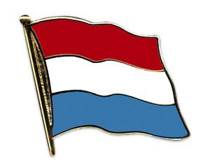 Flaggen-Pins Luxemburg