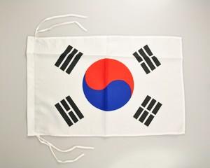 Deko-Flagge Südkorea Sonderposten