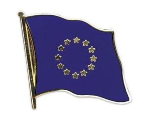 Flaggen-Pins Europa