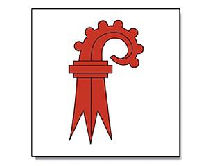 Flagge Basel-Land