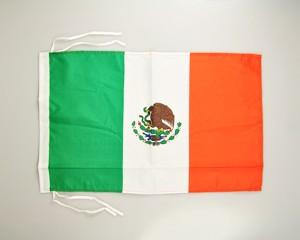 Deko-Flagge Mexiko Sonderposten