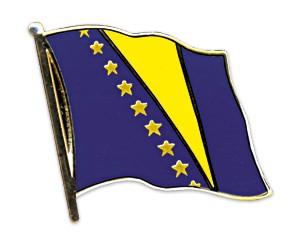 Flaggen-Pins Bosnien und Herzegowina