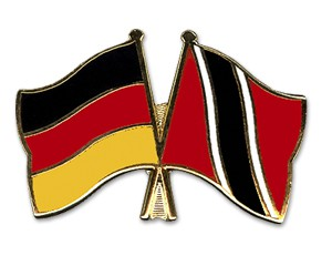 Freundschaftspins Deutschland-Trinidad und Tobago