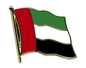 Flaggen-Pins Ver. Arab. Emirate