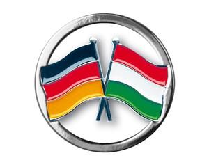 Einkaufswagenchips Deutschland-Ungarn