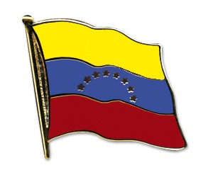 Flaggen-Pins Venezuela
