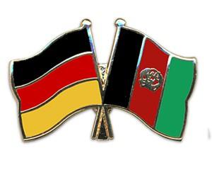 Freundschaftspins Deutschland-Afghanistan