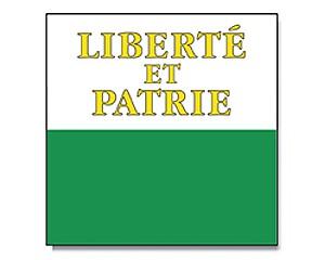 Flagge Waadt