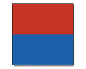 Flagge Tessin