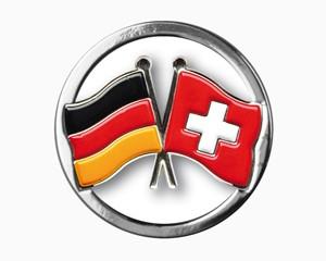 Einkaufswagenchips Deutschland-Schweiz