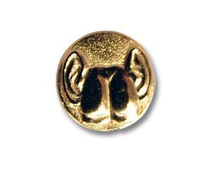 Pins AMO - Arsch mit Ohren 9 mm