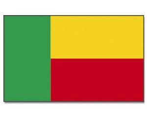 Flagge Benin