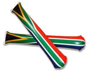 Airsticks Südafrika