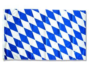 Flagge Bayern Rauten Sonderposten