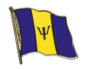 Flaggen-Pins Barbados