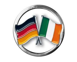 Einkaufswagenchips Deutschland-Irland