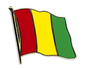 Flaggen-Pins Guinea