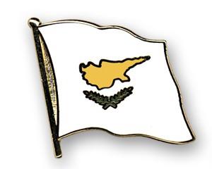 Flaggen-Pins Zypern
