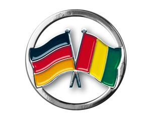 Einkaufswagenchips Deutschland-Guinea