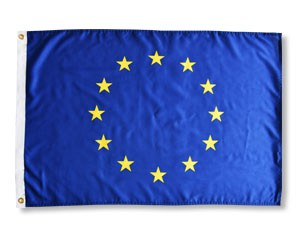 Flagge Europa 60 x 90 cm