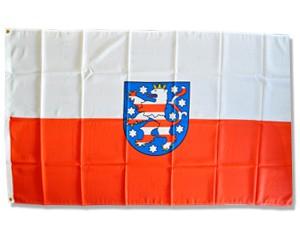 Flagge Thüringen Sonderposten