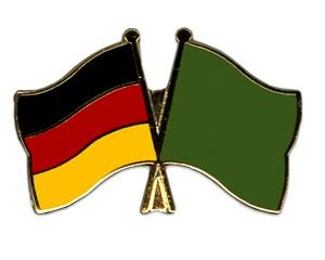 Freundschaftspins Deutschland-Libyen (1977-2011)