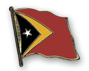 Flaggen-Pins Timor-Leste