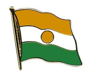 Flaggen-Pins Niger