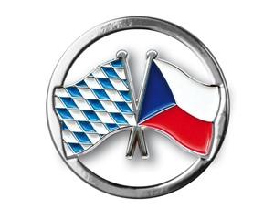 Einkaufswagenchips Bayern-Tschechische Republik
