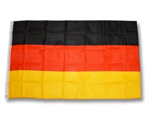 Flagge Deutschland Sonderposten