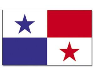 Stock-Flagge Panama