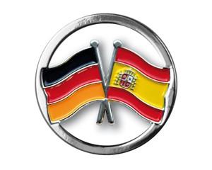 Einkaufswagenchips Deutschland-Spanien