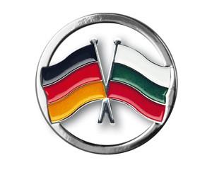 Einkaufswagenchips Deutschland-Bulgarien