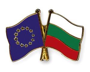Freundschaftspins Europa-Bulgarien