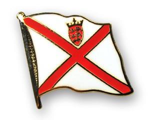 Flaggen-Pins Jersey