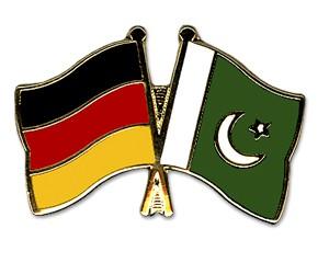 Freundschaftspins Deutschland-Pakistan