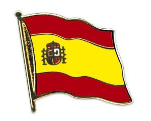 Flaggen-Pins Spanien