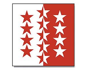 Flagge Wallis
