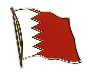 Flaggen-Pins Bahrain
