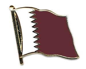 Flaggen-Pins Katar