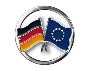 Einkaufswagenchips Deutschland-Europa