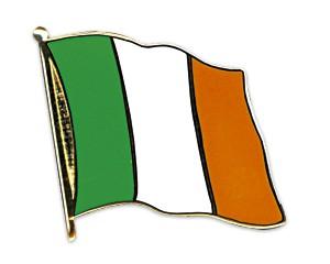 Flaggen-Pins Irland