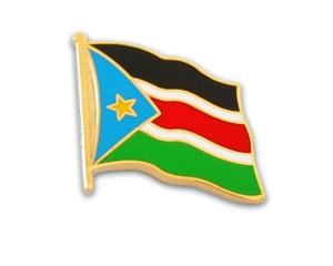 Flaggen-Pins Süd Sudan